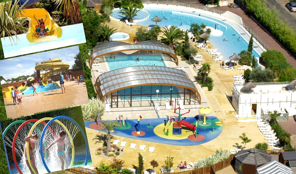 Location de camping sur la c te atlantique campings for Club piscine soleil chicoutimi