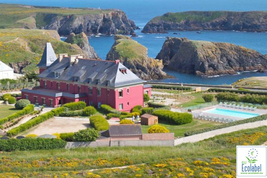 Office de tourisme de belle ile en mer site officiel - Le grand large belle ile ...
