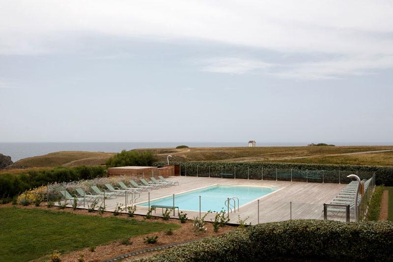 H bergement belle ile en mer h tels locations camping - Le grand large belle ile ...