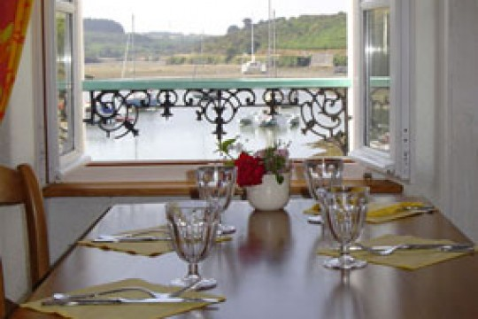 Cr�perie les embruns, Restaurants � SAUZON